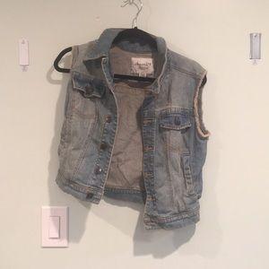 American rag vest ASO teen wolf